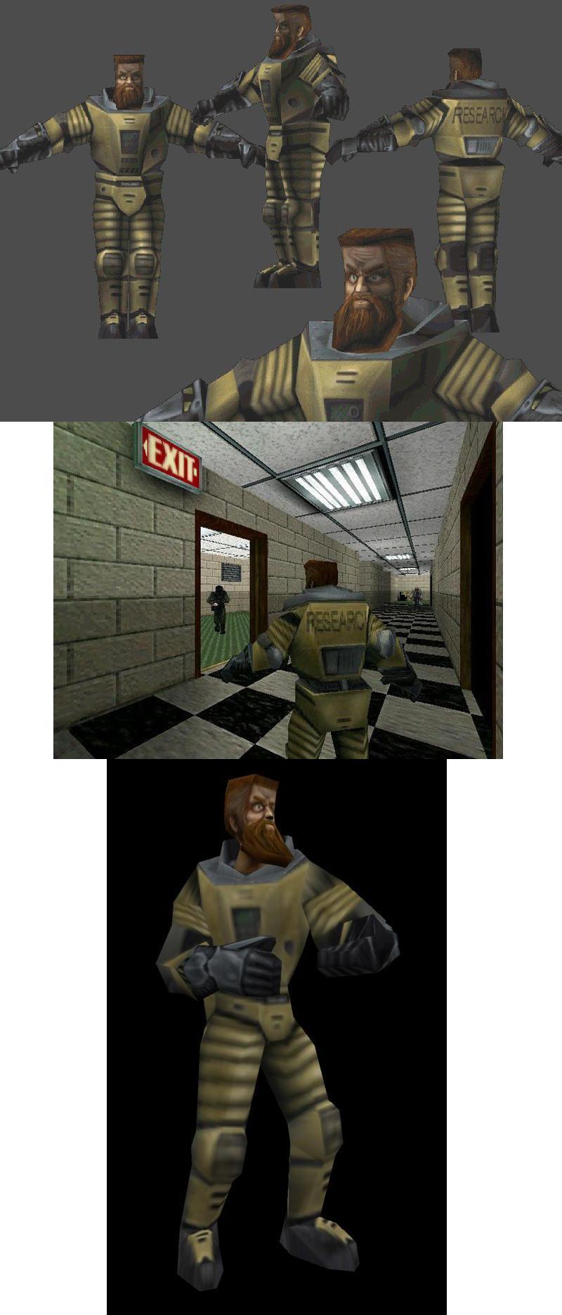 Всё что относится к вселенной Half Life. - Half-Life бомж, Гордон Фримен
