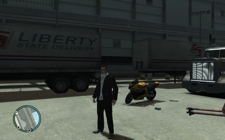 Ответ - Grand Theft Auto 4 Гамес