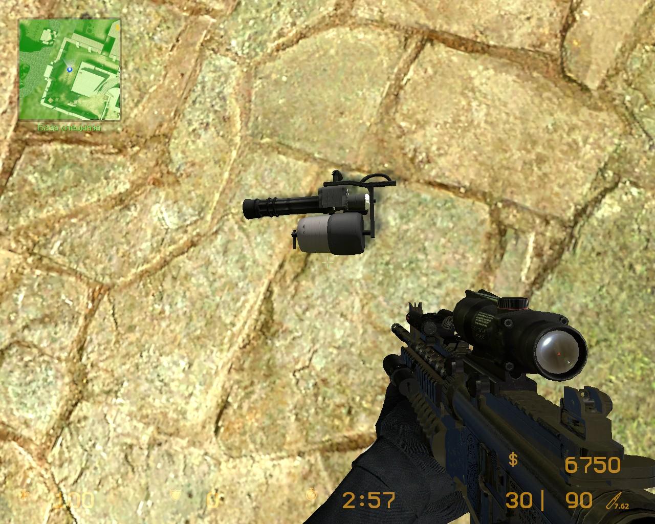 модель - Counter-Strike