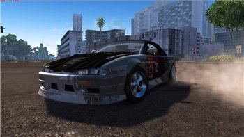 Nissan 200SX S14 JDM Style - Test Drive Unlimited 2