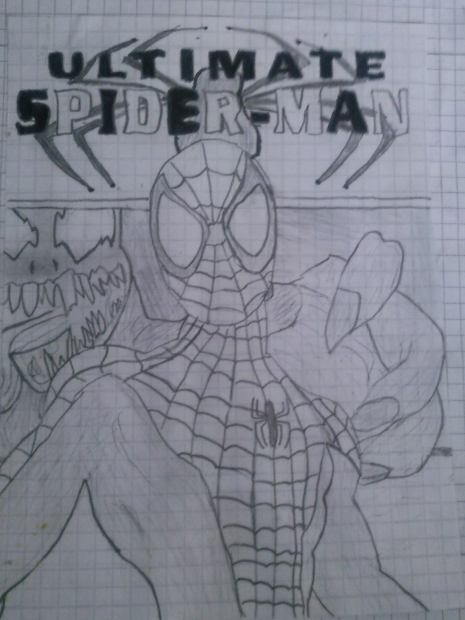 Spiderman - Ultimate Spider-Man