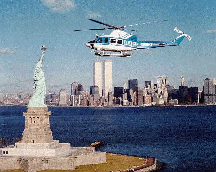 Прототип полицейского вертолёта - -