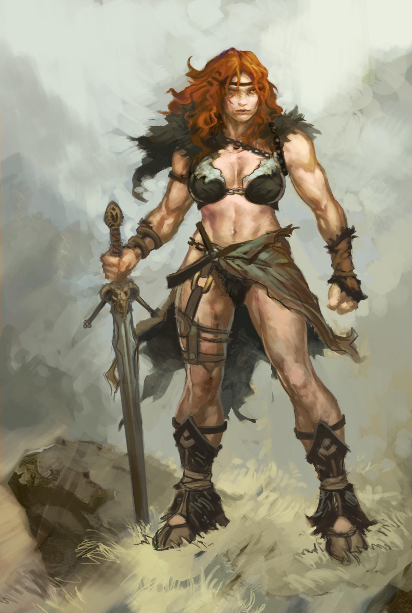 Free barbarian pics nude — img 3