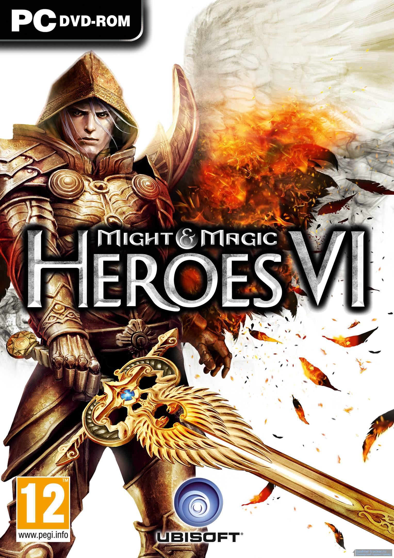 Постер Might and Magic: Heroes VI - Might and Magic: Heroes 6