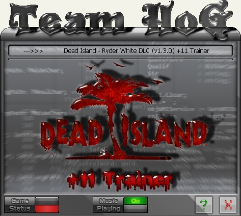 Скачать трейнер для dead island, трейнер к игре dead island.