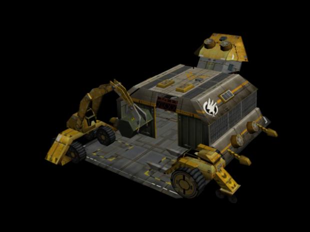В этой галерее собраны почти все юниты Братства и ГСБ - Command & Conquer 3: Tiberium Wars CYG