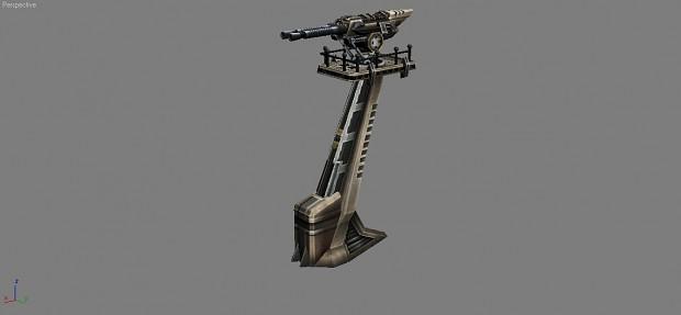 В этой галерее собраны почти все юниты Братства и ГСБ - Command & Conquer 3: Tiberium Wars WCG