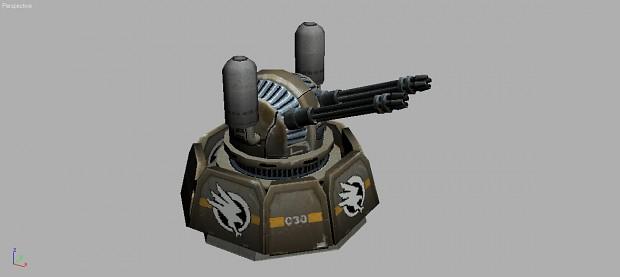 В этой галерее собраны почти все юниты Братства и ГСБ - Command & Conquer 3: Tiberium Wars ABG