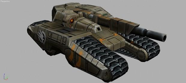 В этой галерее собраны почти все юниты Братства и ГСБ - Command & Conquer 3: Tiberium Wars GTG