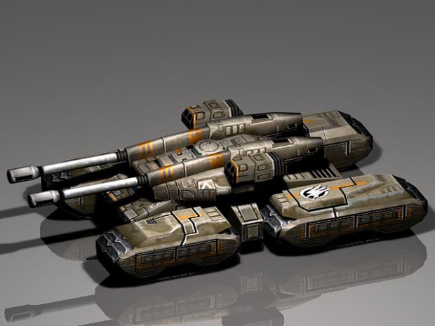 В этой галерее собраны почти все юниты Братства и ГСБ - Command & Conquer 3: Tiberium Wars MTG