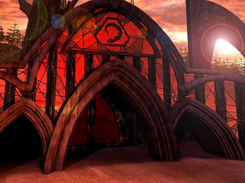 В этой галерее собраны почти все юниты Братства и ГСБ - Command & Conquer 3: Tiberium Wars TON
