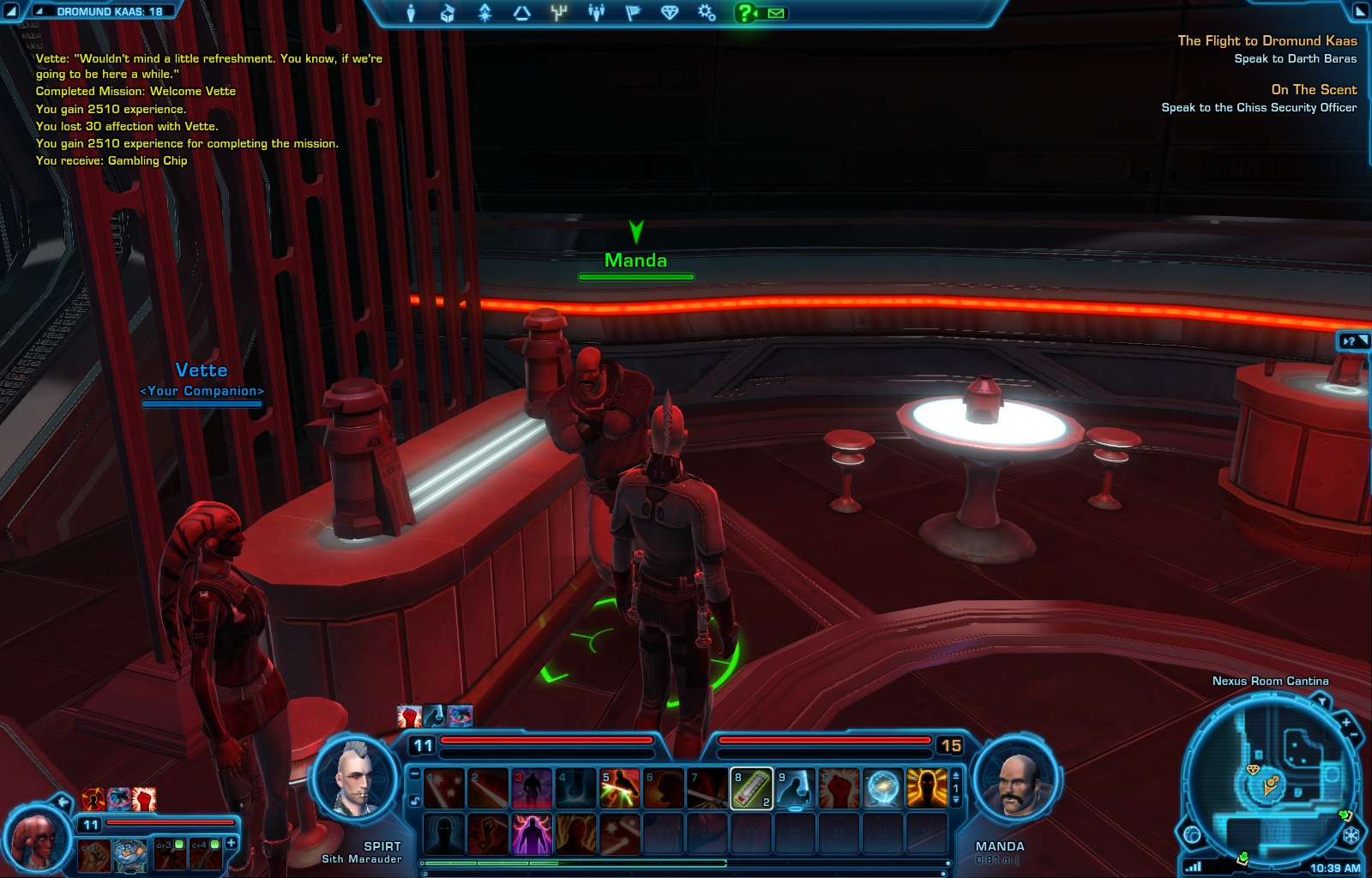 ) - Star Wars: The Old Republic
