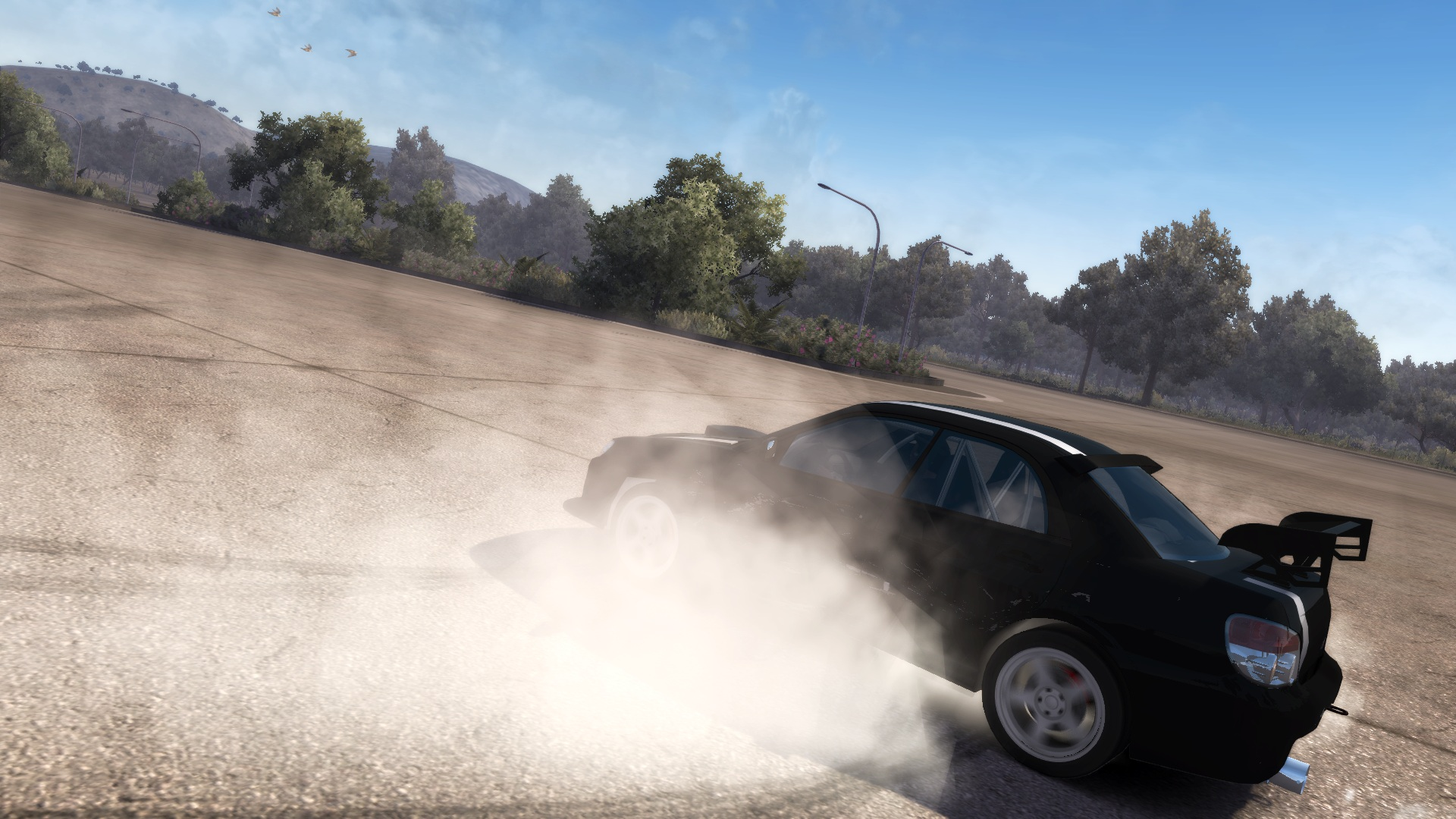 smoke mod tdu 1 - Test Drive Unlimited 2