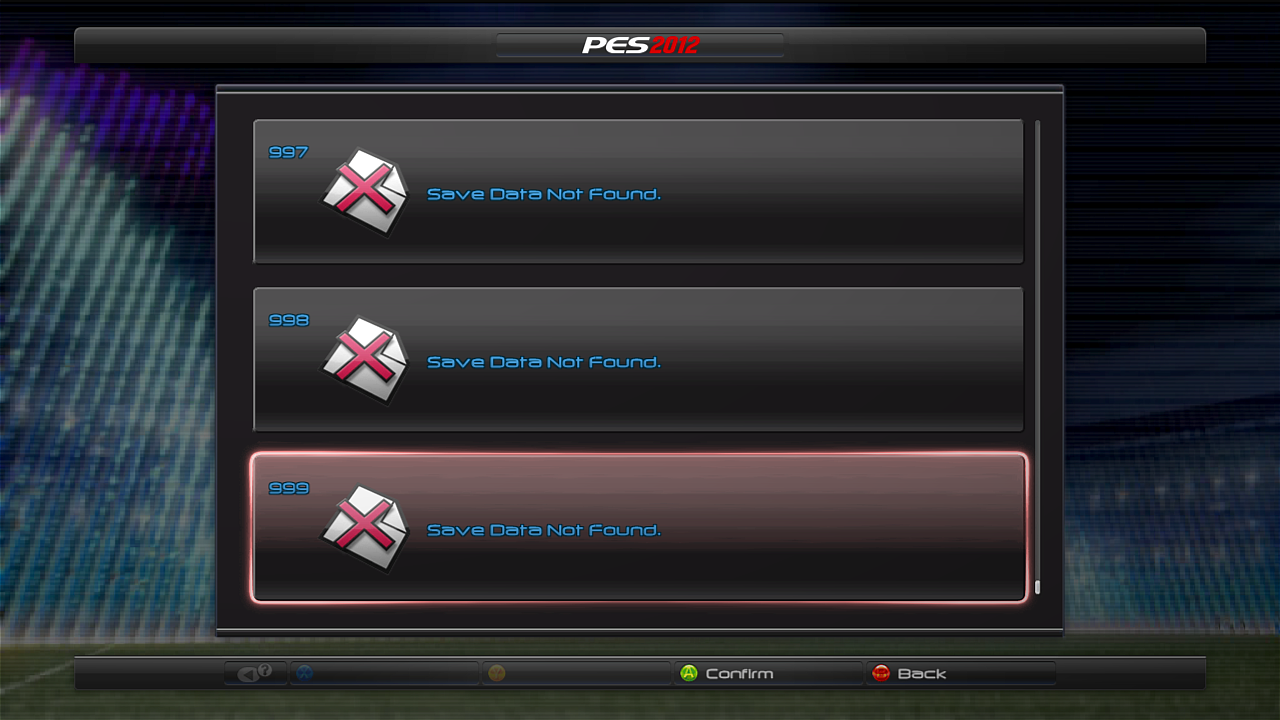 ё1 - Pro Evolution Soccer 2012