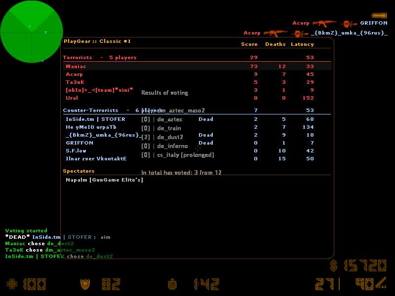 cs 1.6 public - Counter-Strike
