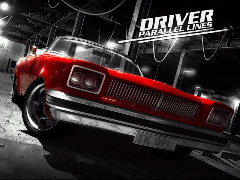 Driver4 - Driver: Parallel Lines