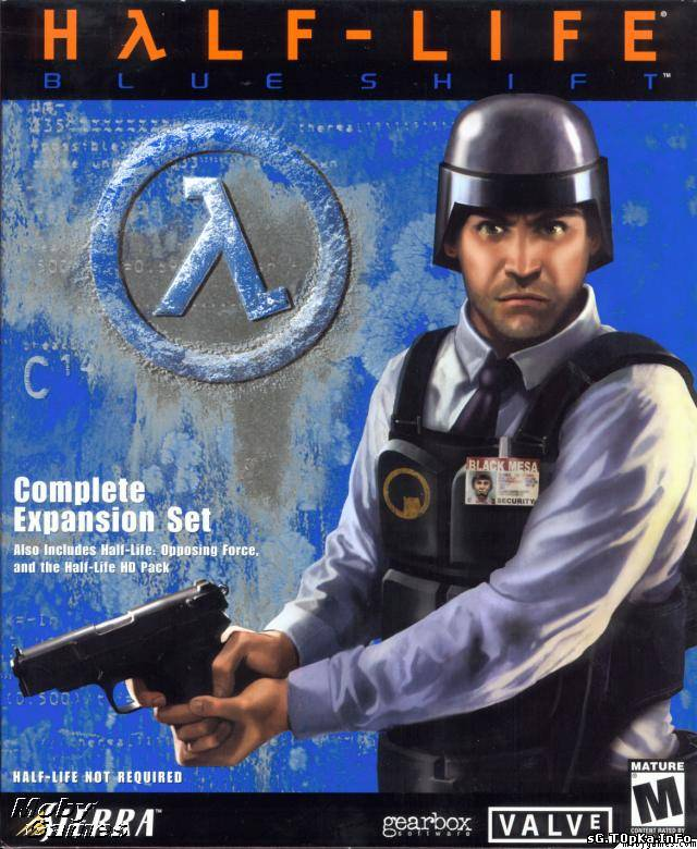Half-Life Blue Shift.jpg - Half-Life