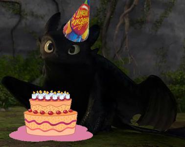 Открытки днем, дракон с днем рождения открытки фото