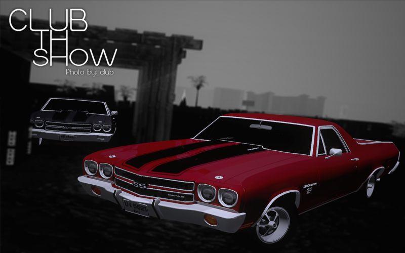 Chevrolet El Camino - Grand Theft Auto: San Andreas