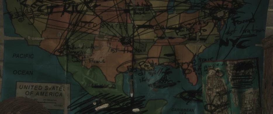 USA GTA Map - Grand Theft Auto 5 max payne 3