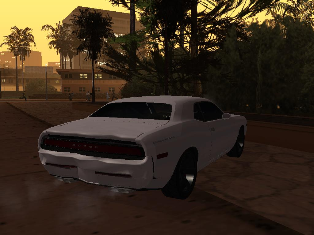 Dodge Challenger - Grand Theft Auto: San Andreas