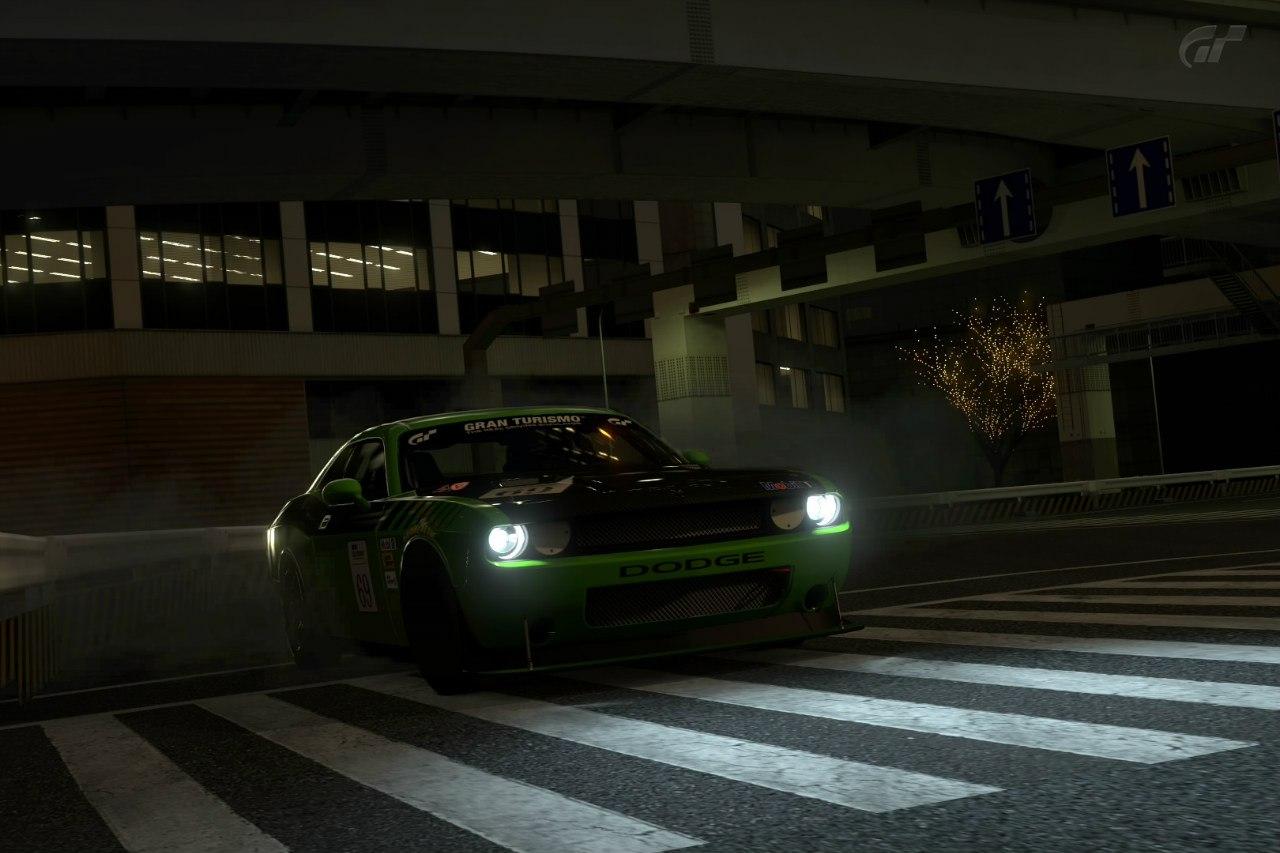 Dodge SRT 8 - Gran Turismo 5 srt8
