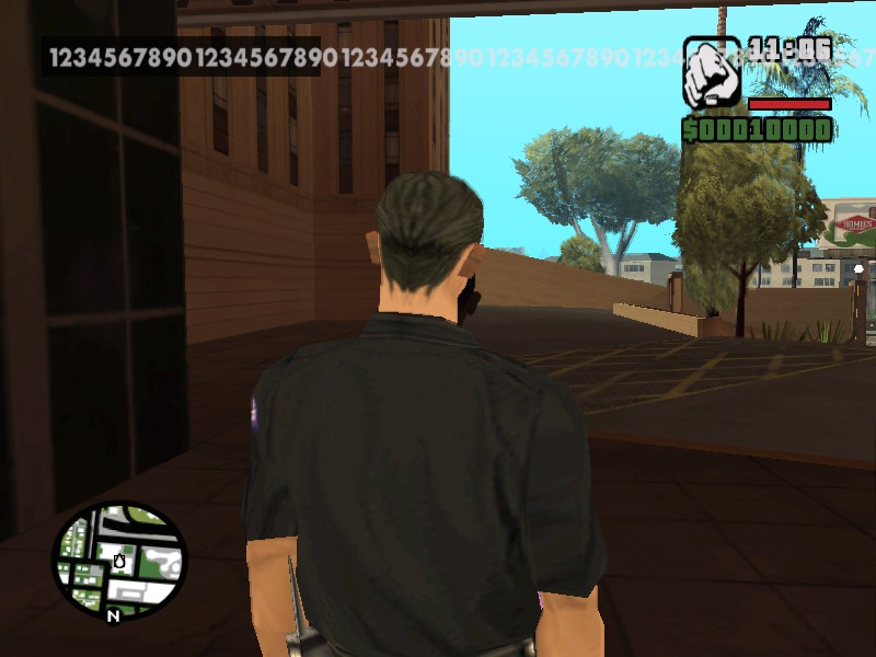 WTF - Grand Theft Auto: San Andreas