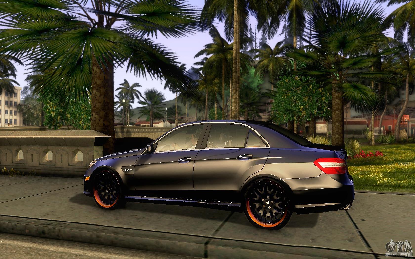 Mercedes Benz E63 DUB - Grand Theft Auto: San Andreas