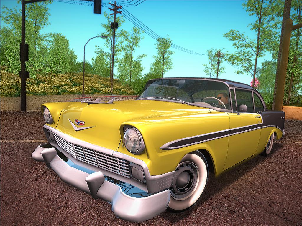 Печенька - Grand Theft Auto: San Andreas
