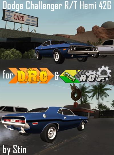 Dodge Challenger R/T Hemi 426 - Grand Theft Auto: San Andreas
