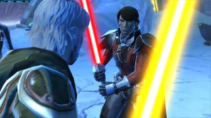 Star Wars: The Old Republic - Star Wars: The Old Republic Star Wars: The Old Republic