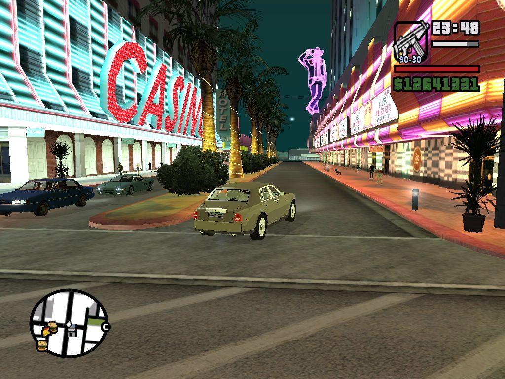 Роллс - Grand Theft Auto: San Andreas