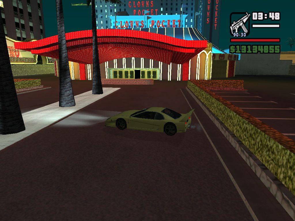 Туризм - Grand Theft Auto: San Andreas