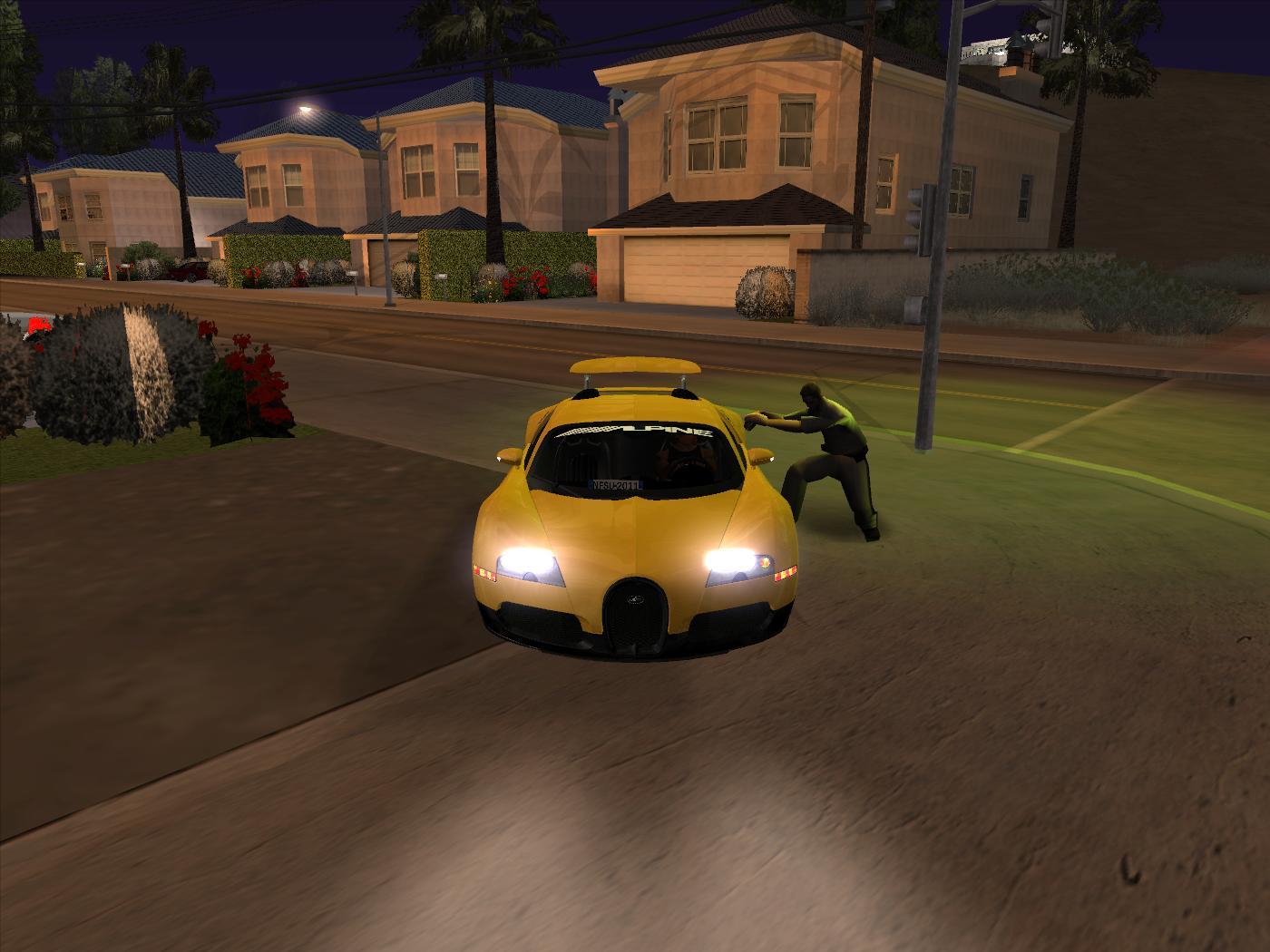 НЕ ПУЩУ - Grand Theft Auto: San Andreas