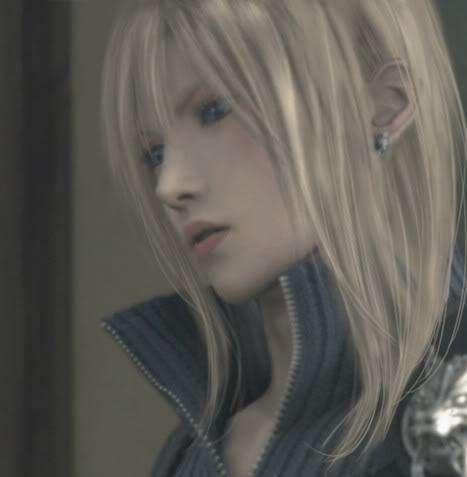 Клоуд HD - Final Fantasy 7