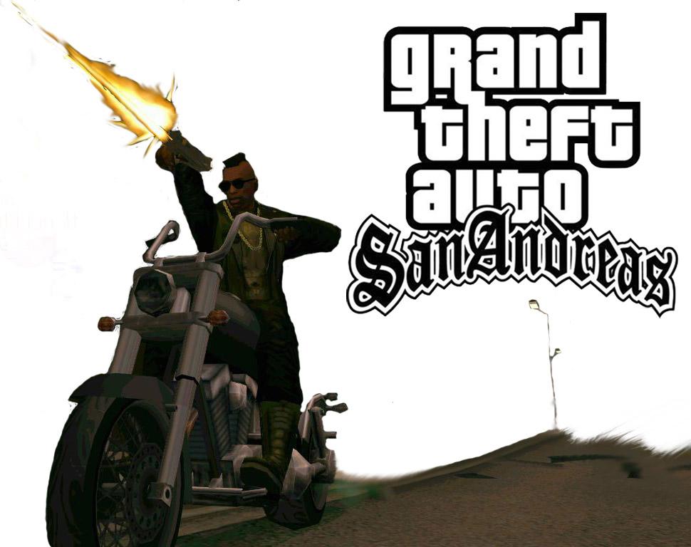 ПЕФ-ПАФ - Grand Theft Auto: San Andreas