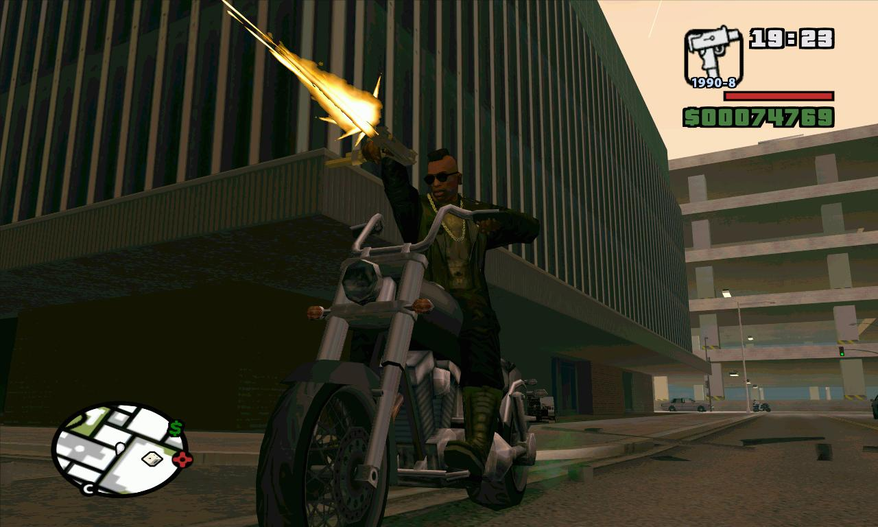 GTA-SA - Grand Theft Auto: San Andreas GTA-SA