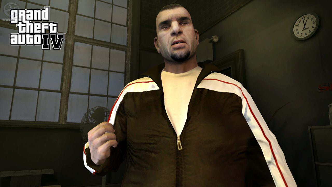 Bledar Morina - Grand Theft Auto 4