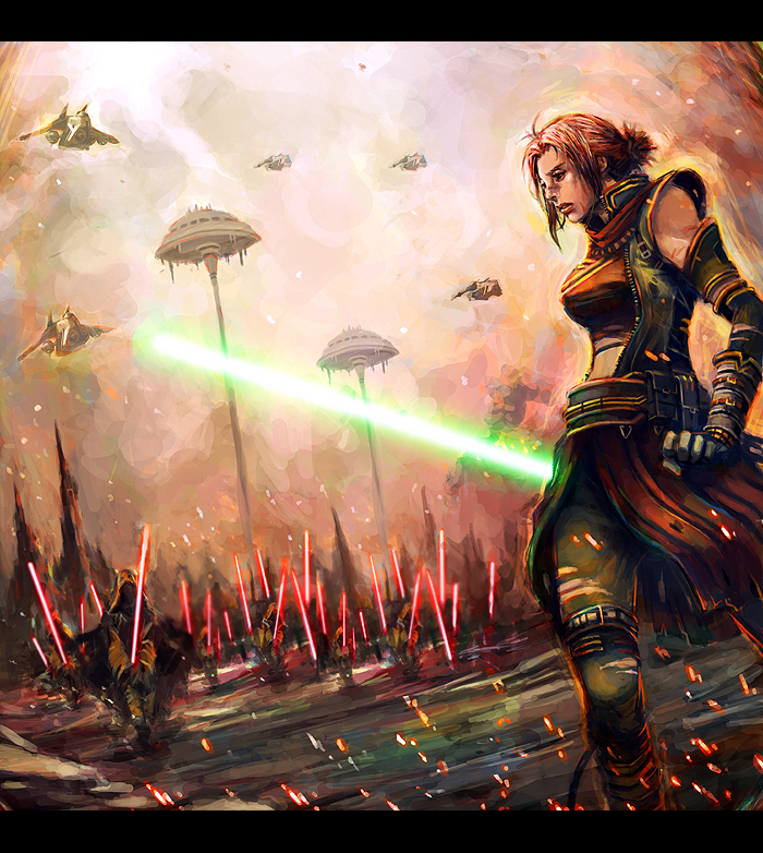 Star Wars - Star Wars: The Old Republic