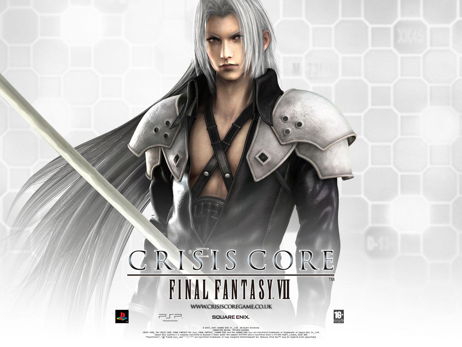 Сефирот - Final Fantasy 7 Сефирот