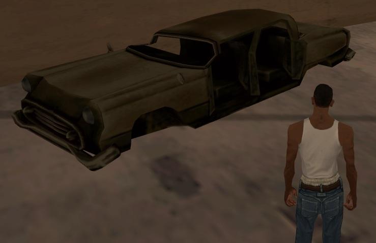 Glendale - Grand Theft Auto: San Andreas Glendale