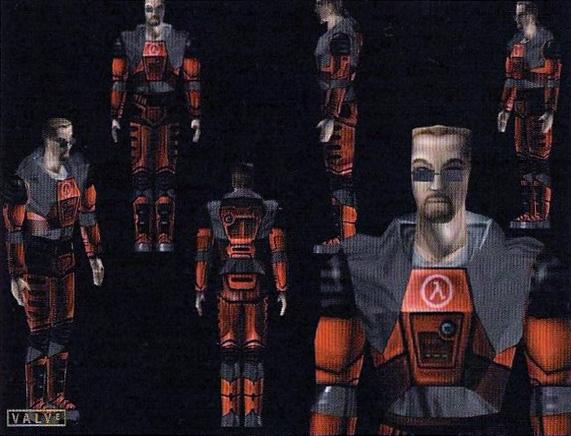 Gordon_model_1.jpg - Half-Life