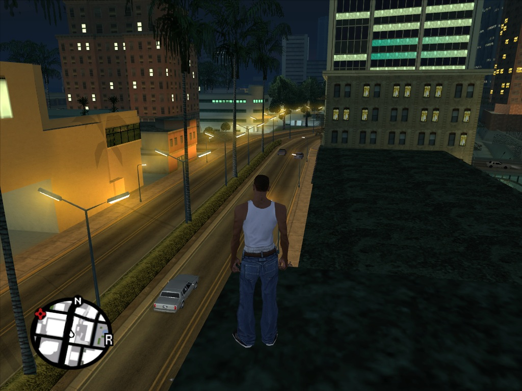 Скрин1 - Grand Theft Auto: San Andreas
