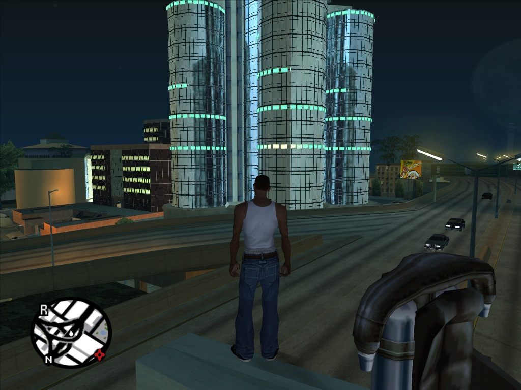 Скрин2 - Grand Theft Auto: San Andreas