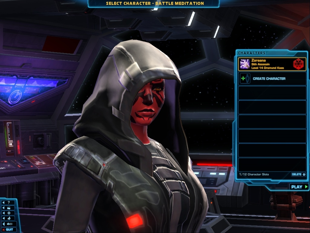 A1 - Star Wars: The Old Republic