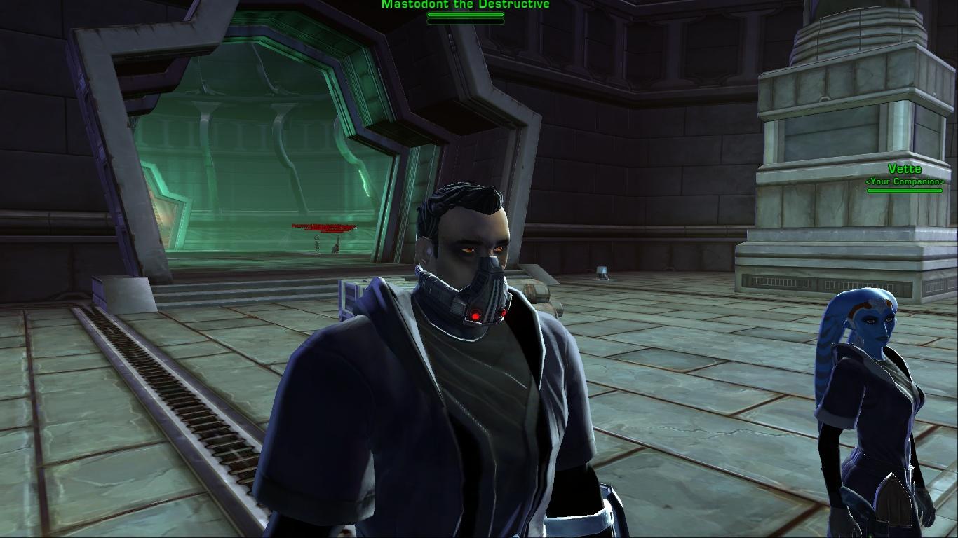 Решил вспомнить былое,создал триал) - Star Wars: The Old Republic