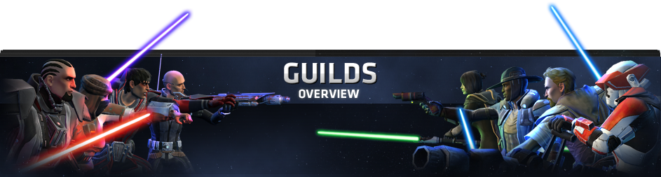 Гильдии (1) - Star Wars: The Old Republic