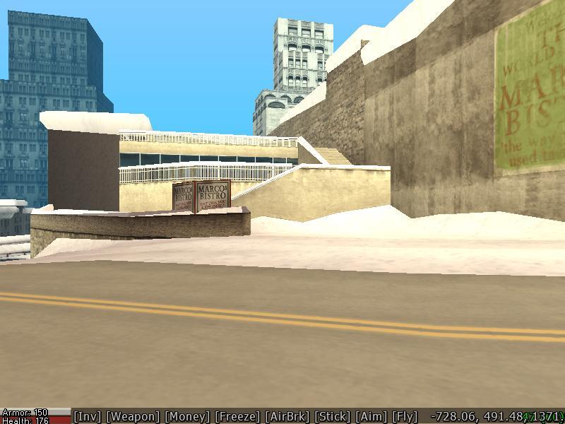 Liberty City - Grand Theft Auto: San Andreas