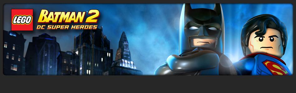 LEGO Batman 2: DC Super Heroes - LEGO Batman 2: DC Super Heroes LEGO Batman 2: DC Super Heroes