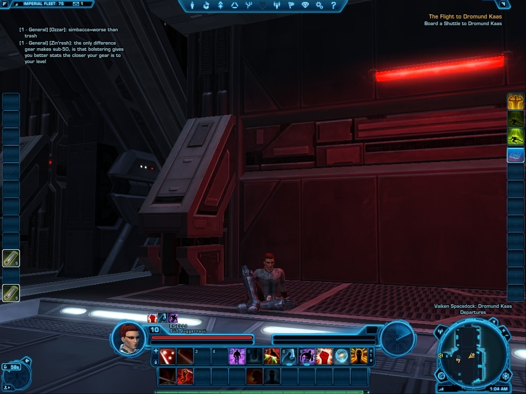А1 - Star Wars: The Old Republic